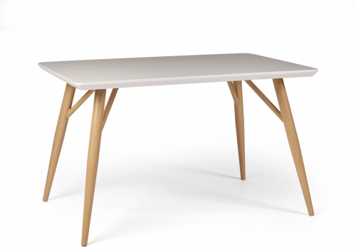 Stockholm High Gloss Dining Table