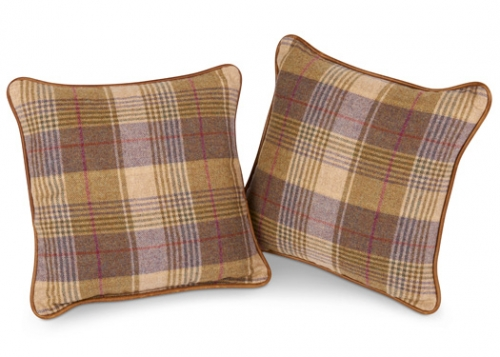 Medium Fabric Piped Cushion