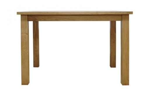 Granby Large Oiled Oak Fixed Top Table