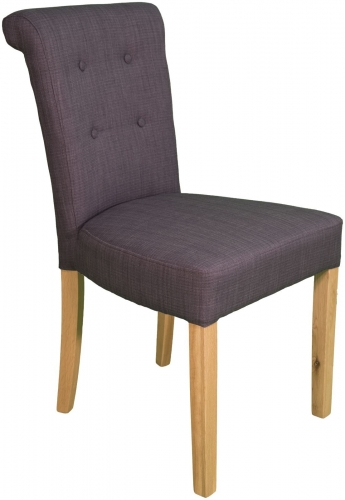 Karo Steel Dining Chair