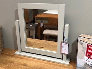 Devon Painted Swing Mirror