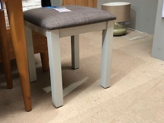 Devon Painted Dressing Table Stool