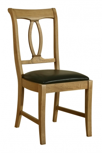 Rochelle French Oak Dining Chair