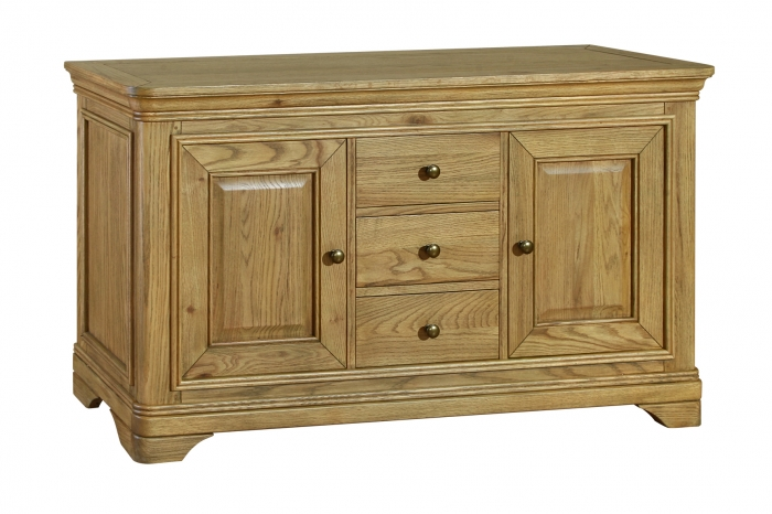 Rochelle French Oak Large Sideboard