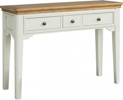 Rochelle Painted French Oak Dressing Table
