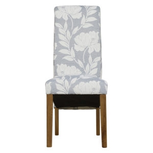 Highgrove Flower Ocean Dining Chair