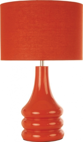 Raj Lamp Burnt Orange