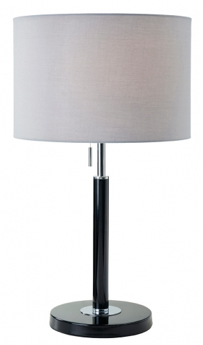 Madaline Table Lamp Black