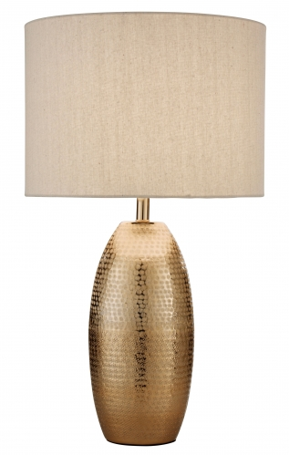 Darsha Table Lamp Gold