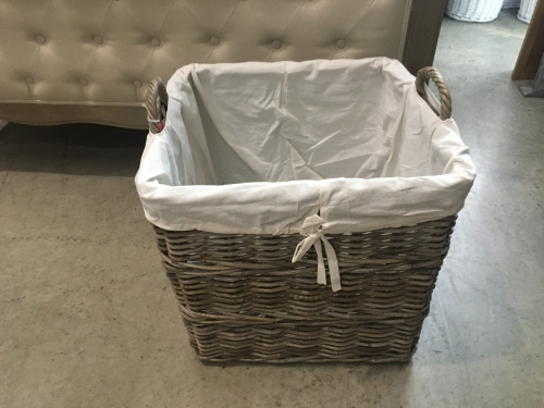 Large Square Basket