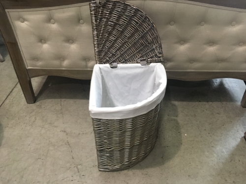 Corner Laundry Basket