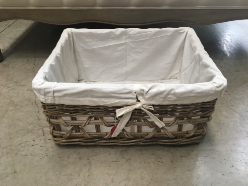 Large Rectangle Basket