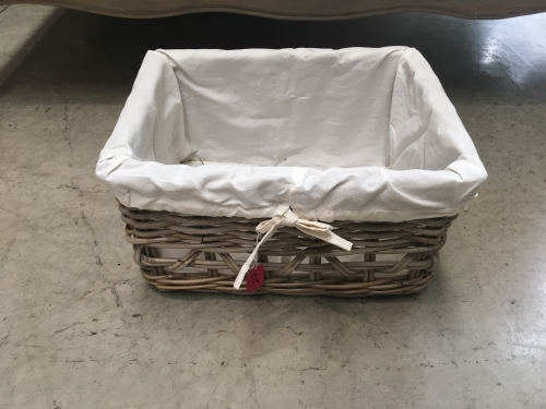 Medium Rectangle Basket
