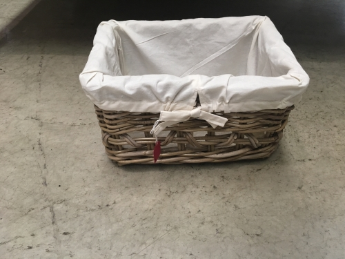 Small Rectangle Basket