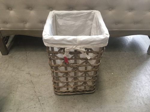 Medium Tall Square Basket