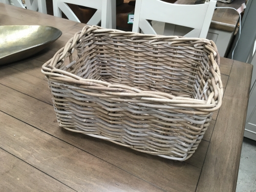 Medium Rectangular Basket