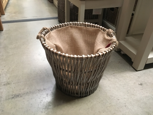 Split Log Basket