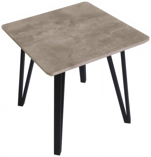 Manhattan Industrial Lamp Table