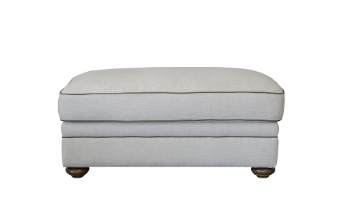 Marlow Fabric Footstool