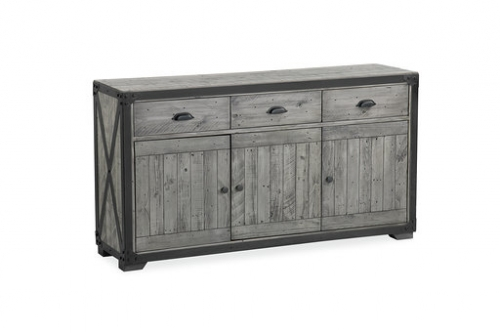 Seattle Industrial Sideboard