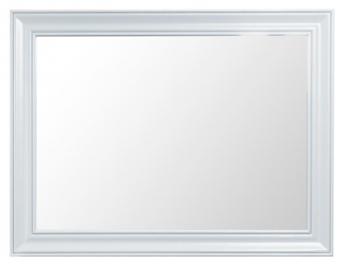 Thornton Painted Oak White Large Wall Mirror
