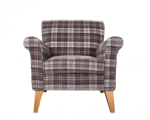 Brandsby Accent Chair - Latte Check