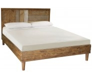 Derwent Reclaimed Pine 5ft Bed