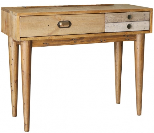 Derwent Reclaimed Pine Dressing Table