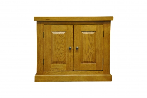 Priory Oak Small Cupboard
