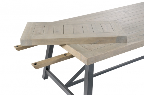 Lockton Industrial Timber Extension Leaf