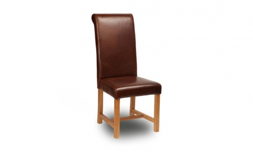 Luca Leather Dining Chair