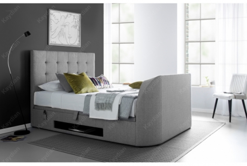 Boynton TV Bed and Ottoman Storage Bed 5ft