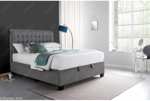 Cropton Automatic Lift Ottoman Bed 4ft6