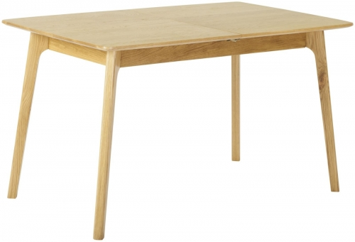 Bergen Light Oak Extending Table