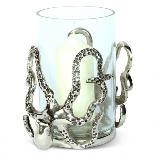 Octopus Candle Holder - Small