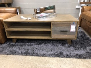 Old Mill Reclaimed Coffee Table with Drawer