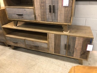 Old Mill Reclaimed Large TV Cabinet