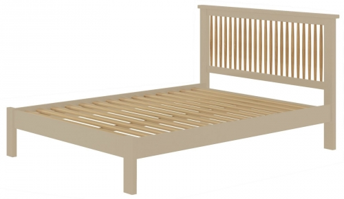 Brompton Pebble 5'0 King Size Bed