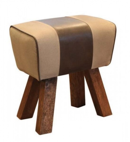 Small Pommel Canvas Seat