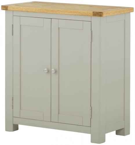 Brompton Stone 2 Door Cupboard