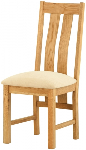 Brompton Oak Dining Chair