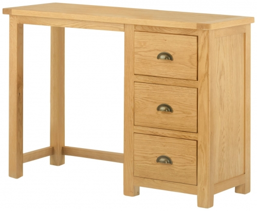 Brompton Oak Dressing Table