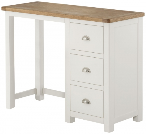 Brompton White Dressing Table