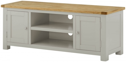 Brompton Stone Large Tv Unit