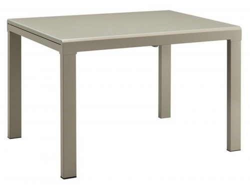 Phoenix Extending Dining Table - Cappuccino