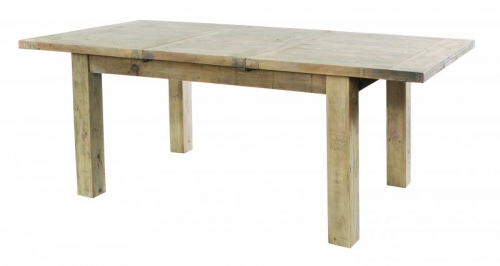 Bilsdale Driftwood 140cm Extending Dining Table