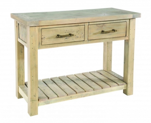 Bilsdale Driftwood Console Table