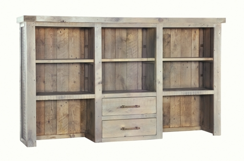 Bilsdale Driftwood Top Unit for Large Sideboard