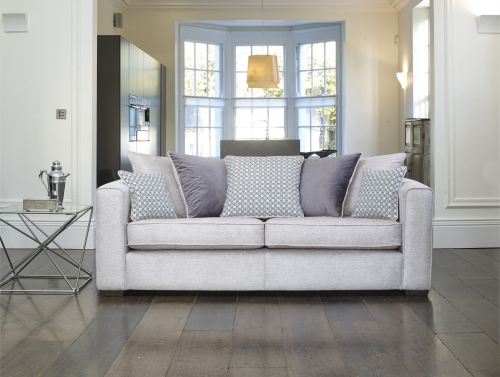 San Diego Extra Large Fabric Sofa