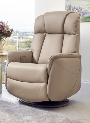 Sorrento Leather Riser Recliner Chair